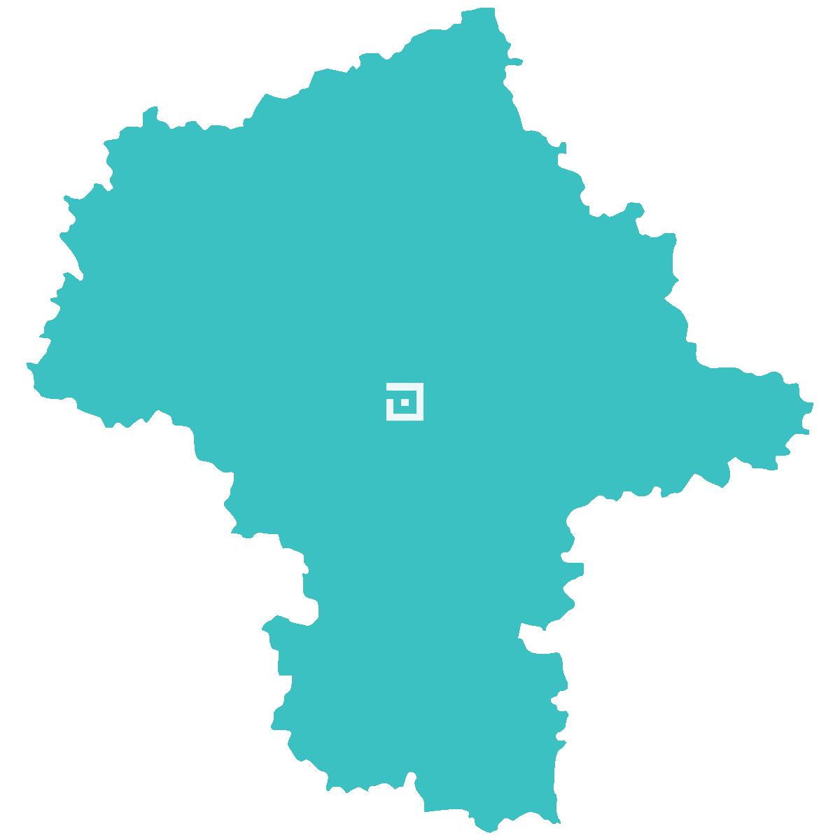 Fotowoltaika mazowieckie - mapa