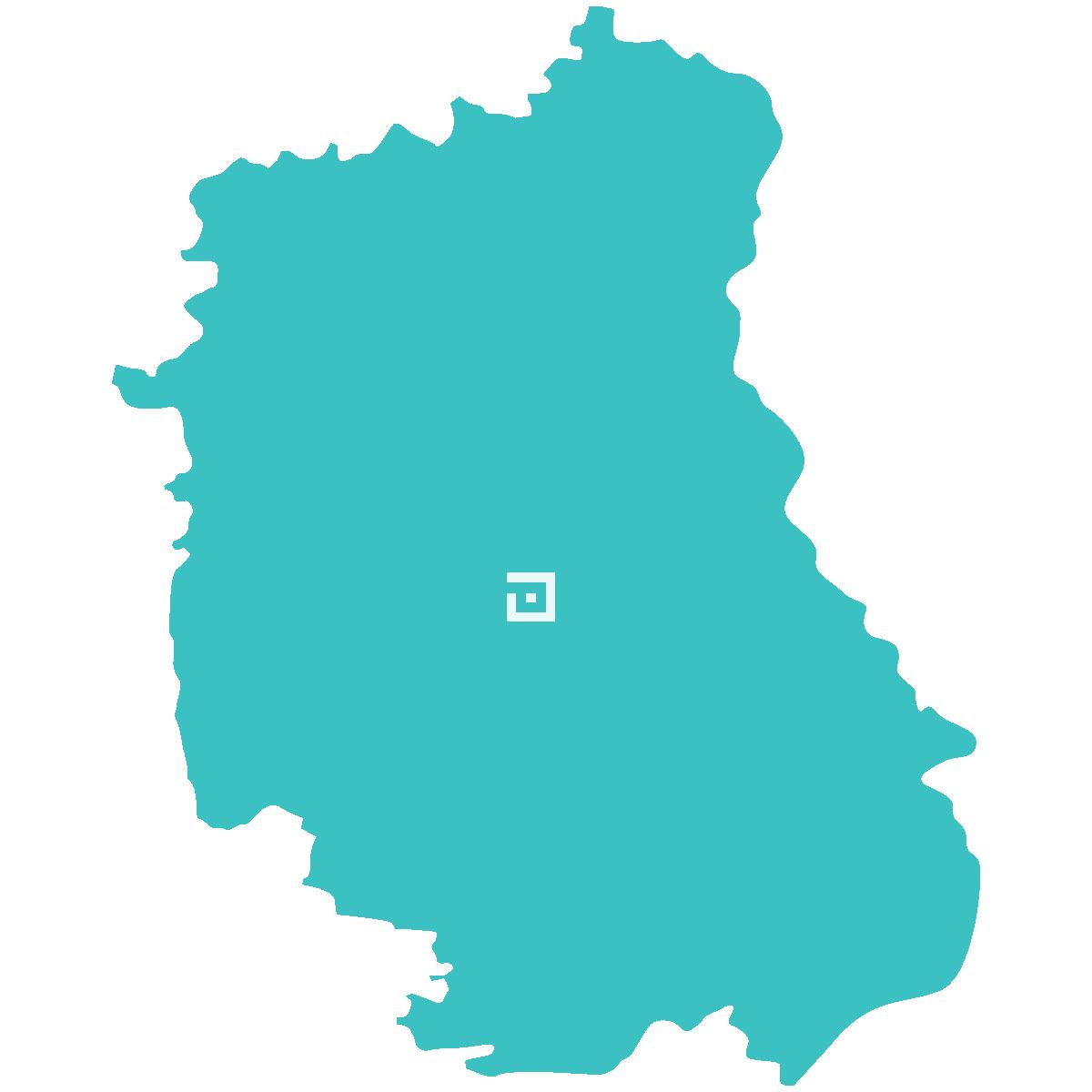 Pompy ciepła lubelskie - mapa
