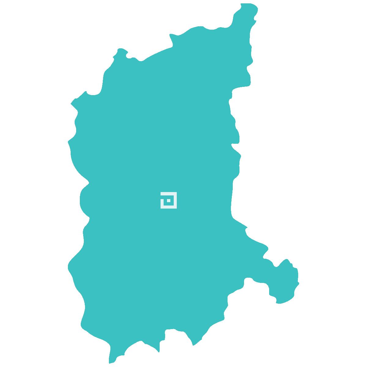 Pompy ciepła lubuskie - mapa