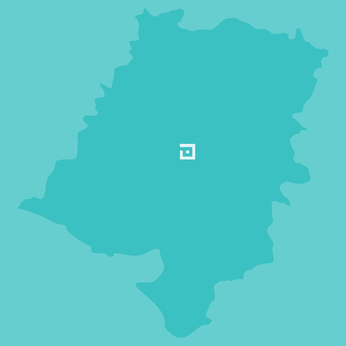 Pompy ciepła opolskie - mapa