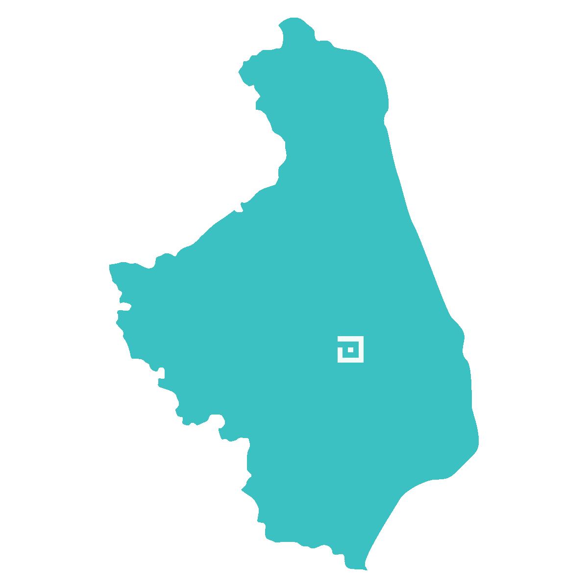 Pompy ciepła podlaskie - mapa