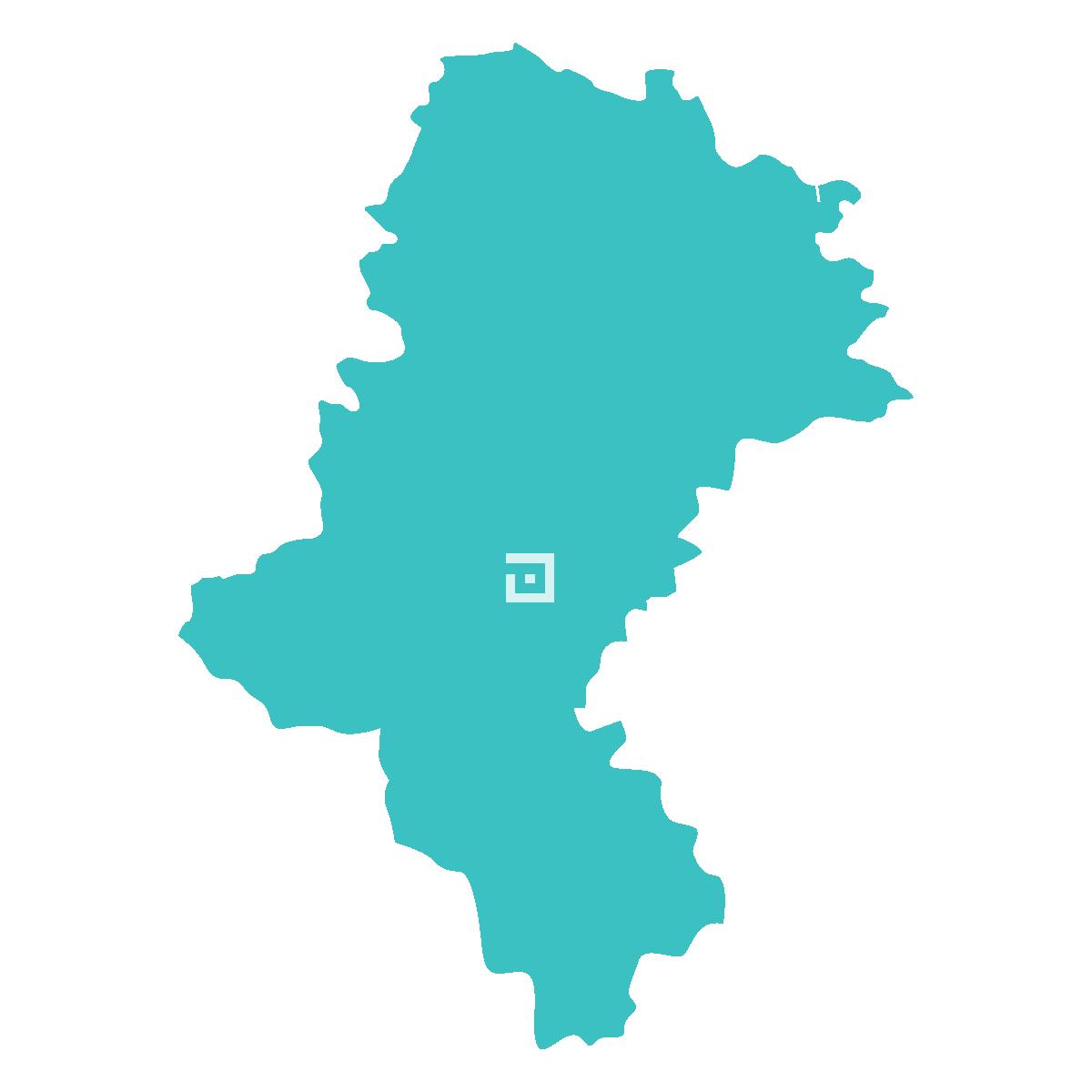 Pompy ciepła śląskie - mapa