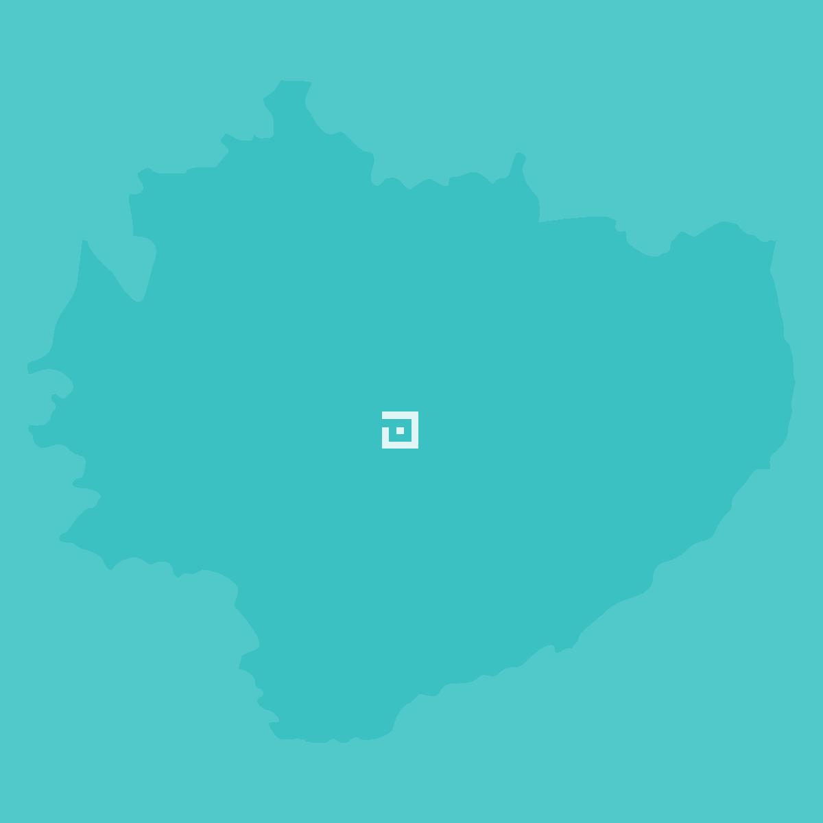 Pompy ciepła świętokrzyskie - mapa